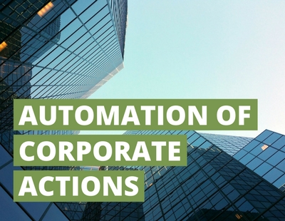 Case 18: Blockchain Can Increase The Automation of Corporate Actions
