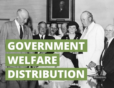Case 54: Blockchain Can Increase Government Welfare Distribution Efficiency