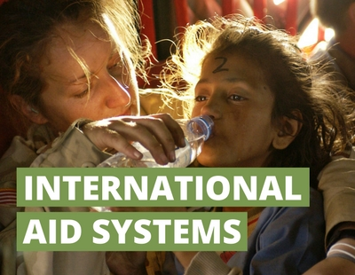 Case 67: Blockchain Can Strengthen International Aid Systems