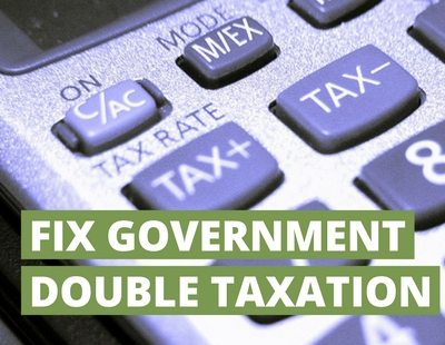 Case 70: Blockchain Can Fix Government Double Taxation