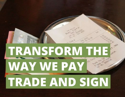Case 39: Blockchain Can Transform The Way We Pay, Trade and Sign