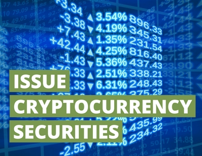 Case 27: Blockchain Can Issue Cryptocurrency Securities