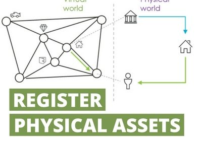 Case 25: Blockchain Can Register Physical Assets