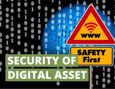 Case 71: Blockchain Can Ensure the Security of Digital Assets